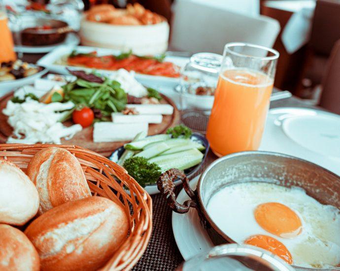 La importancia del desayuno para tu hijo