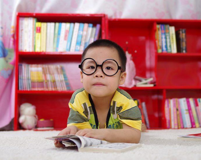 Problemas visuales durante la infancia